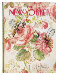 The New Yorker Cover - July 1, 1991 Regular Giclee Print by Andre Francois