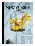 The New Yorker Cover - September 1, 2008 Premium Giclee Print by Ana Juan