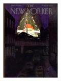 The New Yorker Cover - June 28, 1952 Regular Giclee Print by Arthur Getz