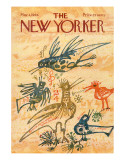 The New Yorker Cover - May 2, 1964 Premium Giclee Print by Joseph Low