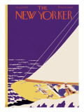 The New Yorker Cover - August 27, 1932 Regular Giclee Print by S. Liam Dunne