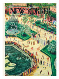 The New Yorker Cover - May 26, 1945 Regular Giclee Print by Constantin Alajalov