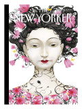 The New Yorker Cover - March 10, 2008 Premium Giclee Print by Ana Juan