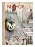 The New Yorker Cover - May 24, 1941 Regular Giclee Print by Mary Petty