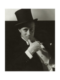 Vanity Fair - January 1934 Premium Photographic Print by Edward Steichen