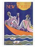 The New Yorker Cover - July 17, 1926 Premium Giclee Print by Stanley W. Reynolds
