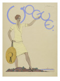 Vogue - May 1927 Regular Giclee Print by Georges Lepape