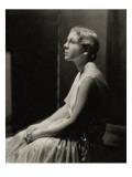 Vanity Fair - November 1930 Premium Photographic Print by Tony Von Horn