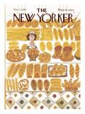 The New Yorker Cover - November 11, 1974 Regular Giclee Print by Laura Jean Allen