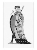 Vogue - July 1922 Regular Giclee Print by Claire Avery