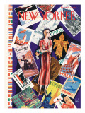 The New Yorker Cover - May 28, 1932 Premium Giclee Print by Constantin Alajalov