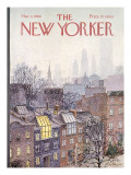 The New Yorker Cover - March 2, 1968 Regular Giclee Print by Albert Hubbell
