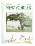 The New Yorker Cover - July 26, 1982 Regular Giclee Print by Andre Francois
