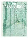 The New Yorker Cover - April 14, 1980 Regular Giclee Print by Pierre LeTan