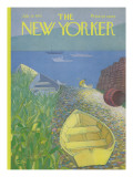 The New Yorker Cover - July 15, 1972 Premium Giclee Print by Charles E. Martin