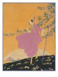 Vogue - March 1916 Regular Giclee Print by Helen Dryden