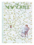 The New Yorker Cover - March 15, 1976 Regular Giclee Print by James Stevenson