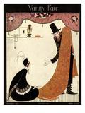 Vanity Fair Cover - December 1917 Regular Giclee Print by Kay Neilsen
