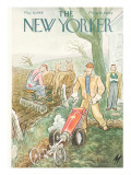 The New Yorker Cover - May 8, 1948 Premium Giclee Print by Julian de Miskey