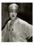 Vanity Fair - March 1926 Premium Photographic Print by Edward Steichen