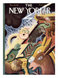 The New Yorker Cover - March 26, 1932 Regular Giclee Print by Bela Dankovszky