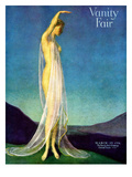 Vanity Fair Cover - March 1917 Regular Giclee Print by Warren Davis