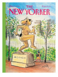 The New Yorker Cover - May 13, 1991 Premium Giclee Print by Donald Reilly