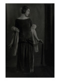 Vanity Fair - December 1922 Premium Photographic Print by Arnold Genthe