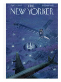 The New Yorker Cover - April 23, 1960 Regular Giclee Print by Garrett Price
