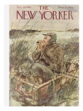 The New Yorker Cover - November 20, 1948 Premium Giclee Print by Perry Barlow
