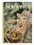 The New Yorker Cover - May 19, 1945 Premium Giclee Print by Perry Barlow