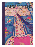 The New Yorker Cover - June 15, 1929 Premium Giclee Print by Sue Williams