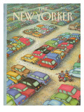 The New Yorker Cover - September 4, 1989 Regular Giclee Print by John O'brien