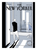 The New Yorker Cover - September 13, 2004 Premium Giclee Print by Istvan Banyai