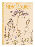 The New Yorker Cover - April 16, 1979 Regular Giclee Print by William Steig