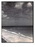 Vogue - November 1948 - Seaside View Regular Photographic Print by Serge Balkin