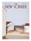 The New Yorker Cover - November 18, 1985 Premium Giclee Print by Gretchen Dow Simpson