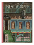 The New Yorker Cover - November 13, 1948 Regular Giclee Print by Witold Gordon