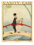 Vanity Fair Cover - August 1919 Regular Giclee Print by Rita Senger
