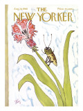 The New Yorker Cover - August 20, 1966 Regular Giclee Print by William Steig