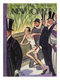 The New Yorker Cover - April 11, 1931 Premium Giclee Print by Peter Arno