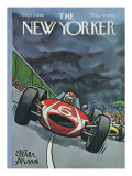 The New Yorker Cover - September 3, 1966 Premium Giclee Print by Peter Arno