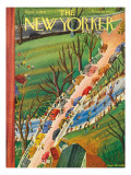The New Yorker Cover - April 5, 1941 Regular Giclee Print by Roger Duvoisin
