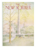 The New Yorker Cover - May 10, 1976 Premium Giclee Print by Charles E. Martin