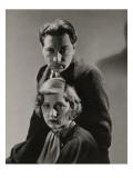 Vanity Fair - June 1933 Regular Photographic Print by Lusha Nelson