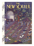 The New Yorker Cover - August 6, 1927 Regular Giclee Print by Ilonka Karasz