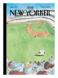 The New Yorker Cover - April 3, 2006 Regular Giclee Print by Barry Blitt
