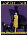 Vanity Fair Cover - June 1921 Regular Giclee Print by William Bolin