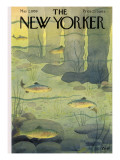 The New Yorker Cover - May 2, 1959 Regular Giclee Print by Charles E. Martin
