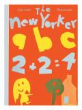 The New Yorker Cover - September 6, 1969 Regular Giclee Print by James Stevenson